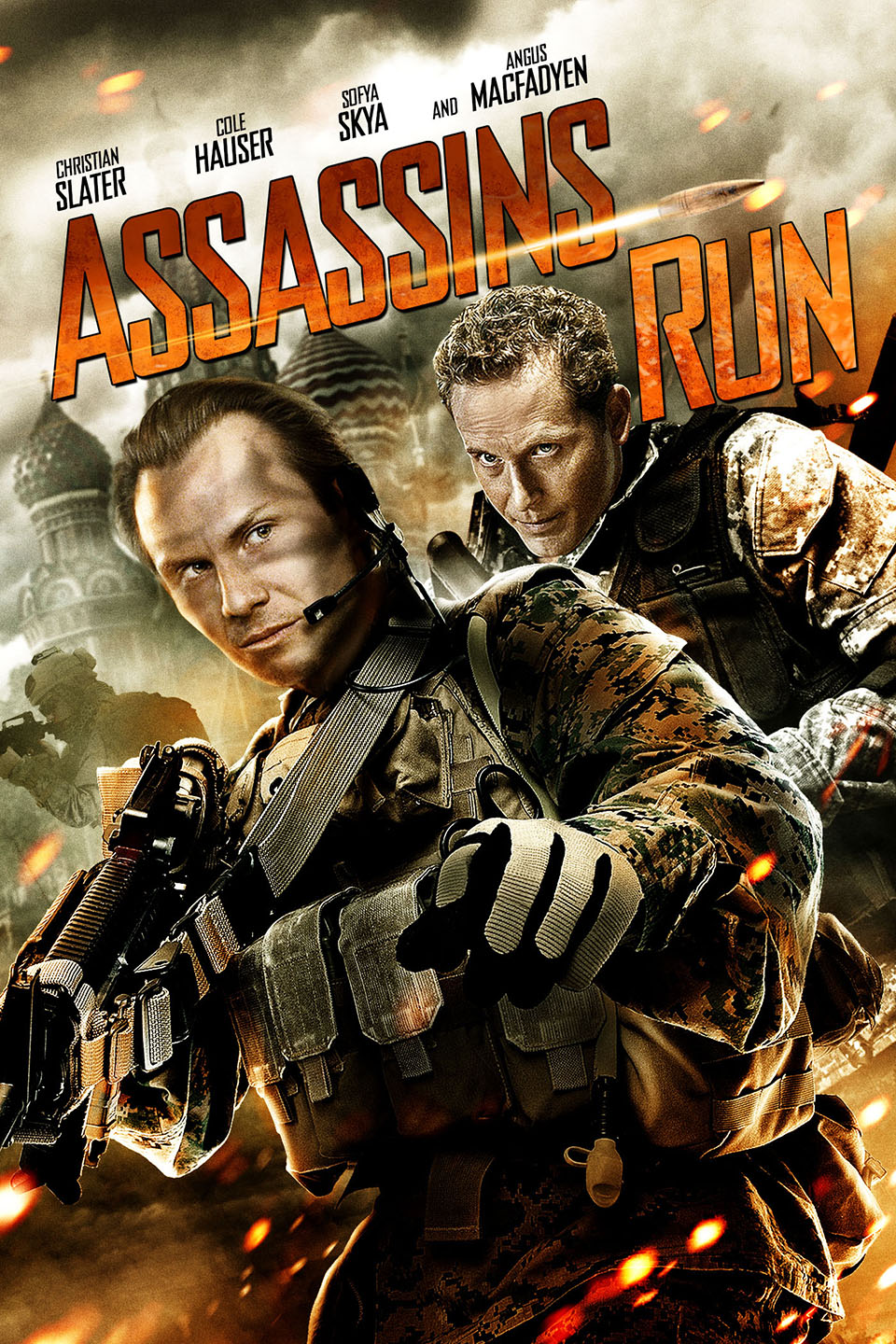 Assassins Run-Assassins Run