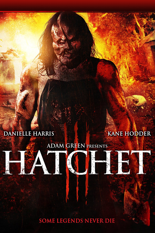 دانلود زیرنویس فیلم Hatchet III 2013