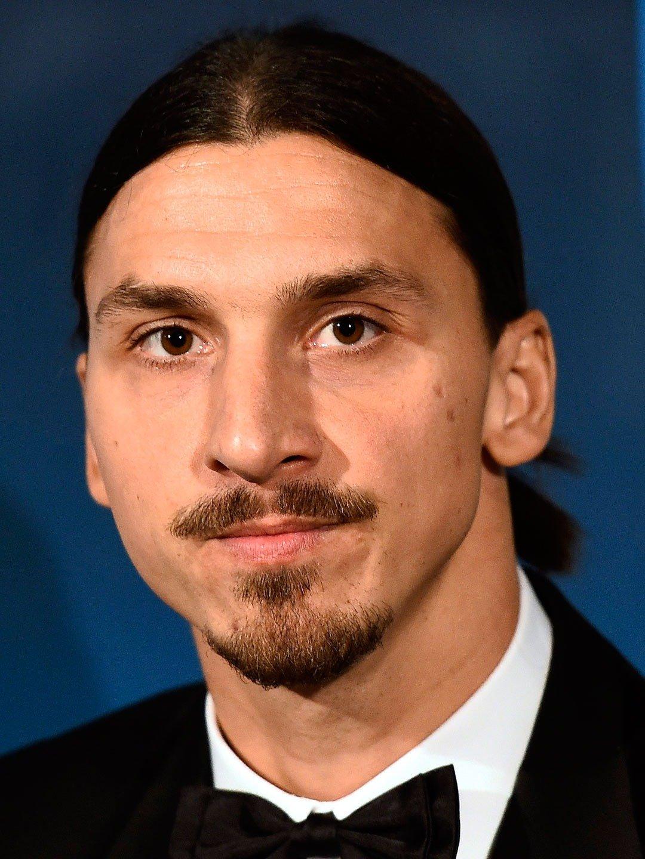 Pemain bola Zlatan Ibrahimović