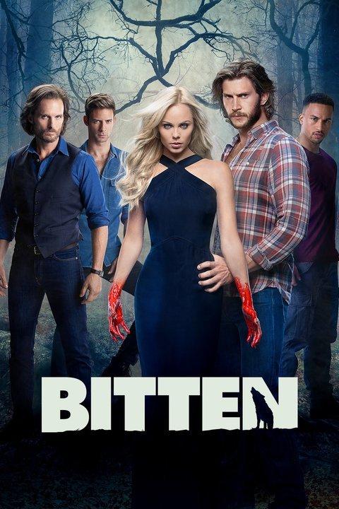 Locandina del film Bitten