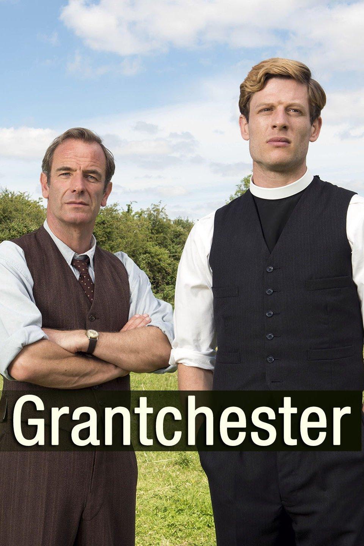 Grantchester saison 2 en français
