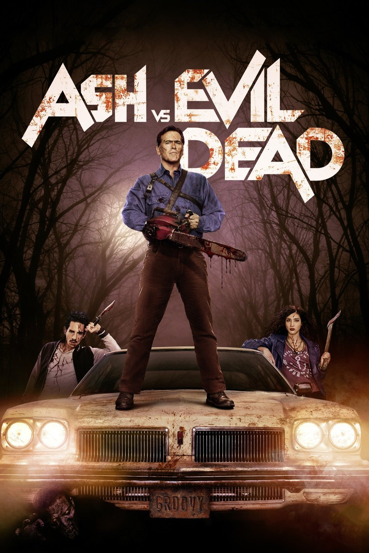 Locandina del film Ash vs Evil Dead