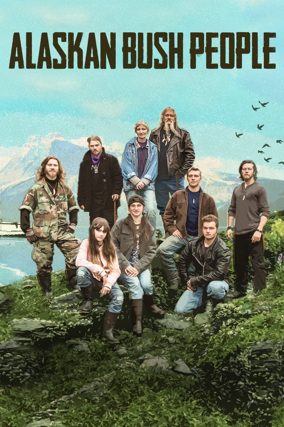 Watch Alaskan Bush People Season 6, Episode 5 s6e5