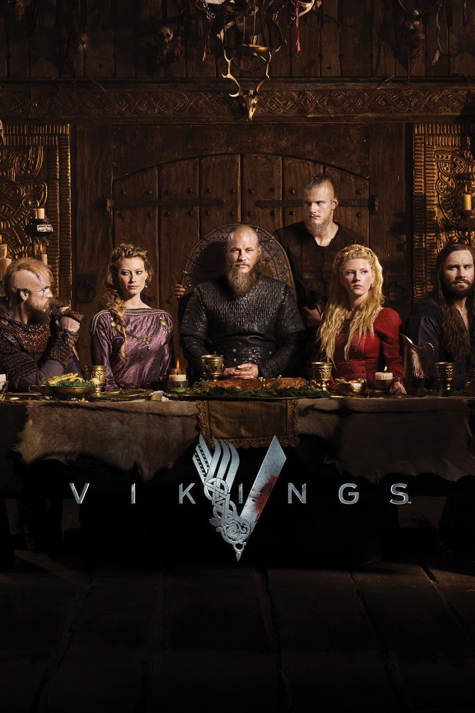 Watch Vikings season 4 complate