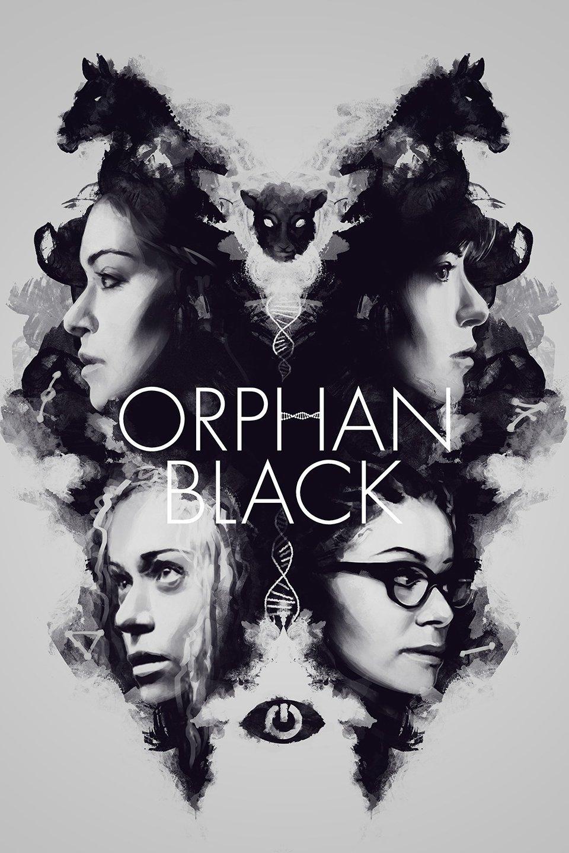 Tatiana Maslany plays Sarah Manning Orphan Black.