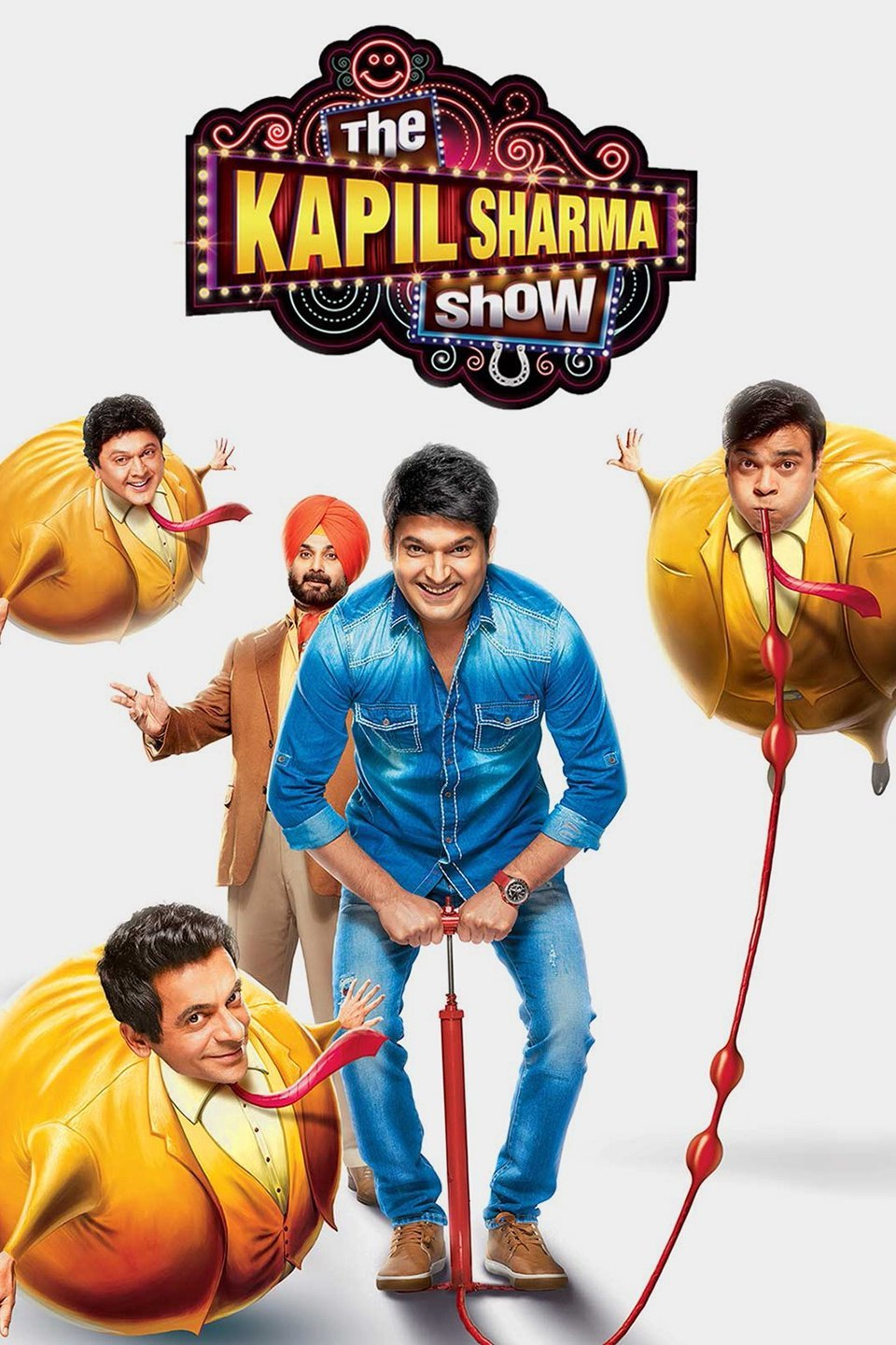 The Kapil Sharma Show 29th June 2019 Hindi 300MB HDTV 480p