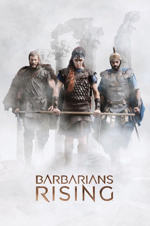 Barbarians Rising Season 1 Complete 480p BluRay
