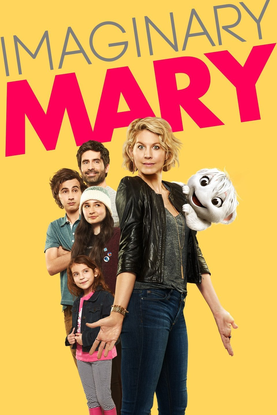 Imaginary Mary Season 1 Episode 4 480p WEB-DL 150MB