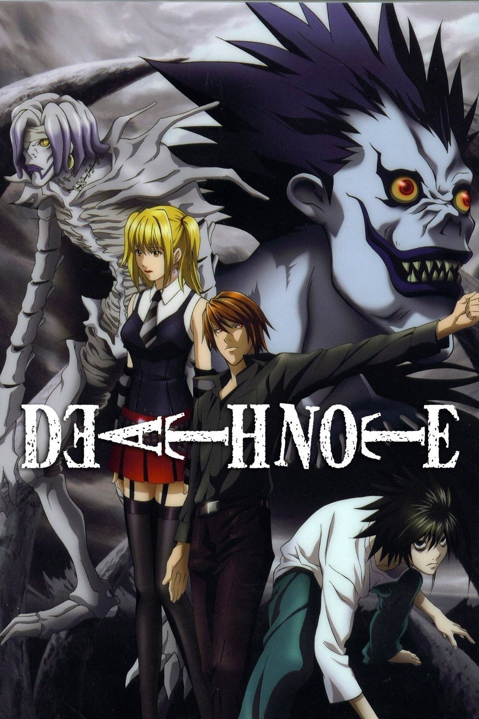 Death Note Season 1 Complete Download 480p [ English Dubbed]