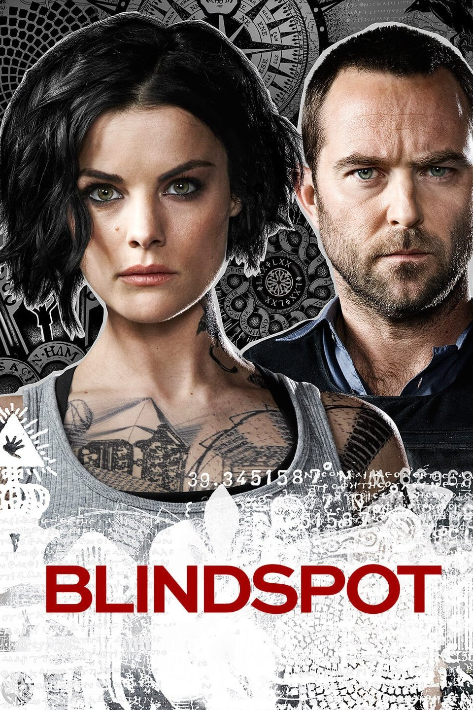 Blindspot Season 2 S02 720p 2CH BluRay x265 HEVC Complete