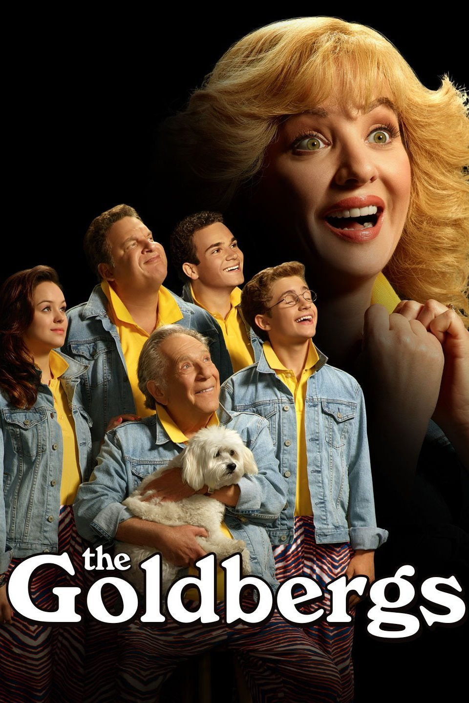 Assistir The Goldbergs 4ª Temporada Episódio 16 – Dublado Online