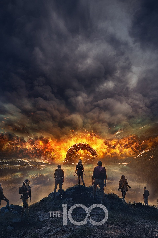 The 100 Season 4 Episode 11 480p WEB-DL 150MB
