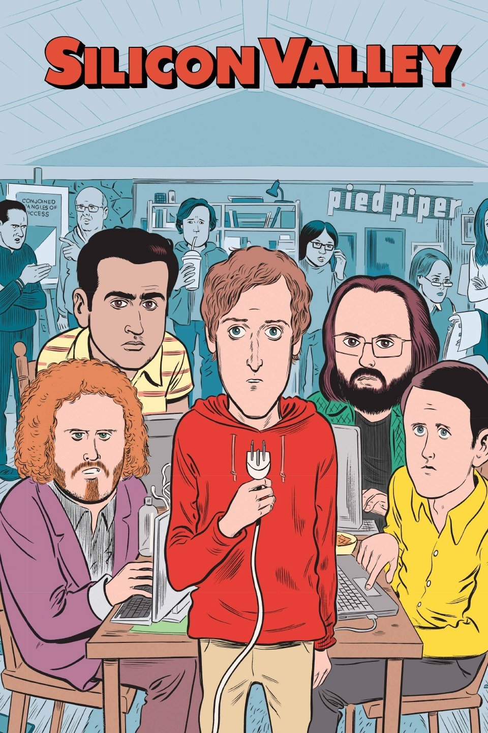 Silicon Valley Season 4 Episode 1 480p WEB-DL 100MB