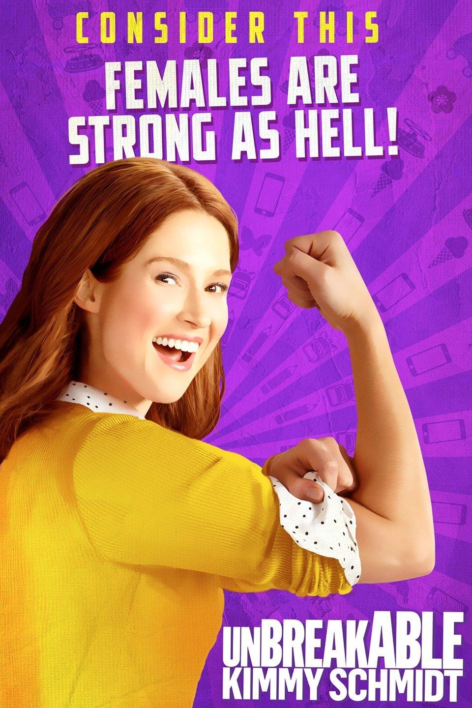 Unbreakable Kimmy Schmidt Season 3 Complete 480p WEB-DL
