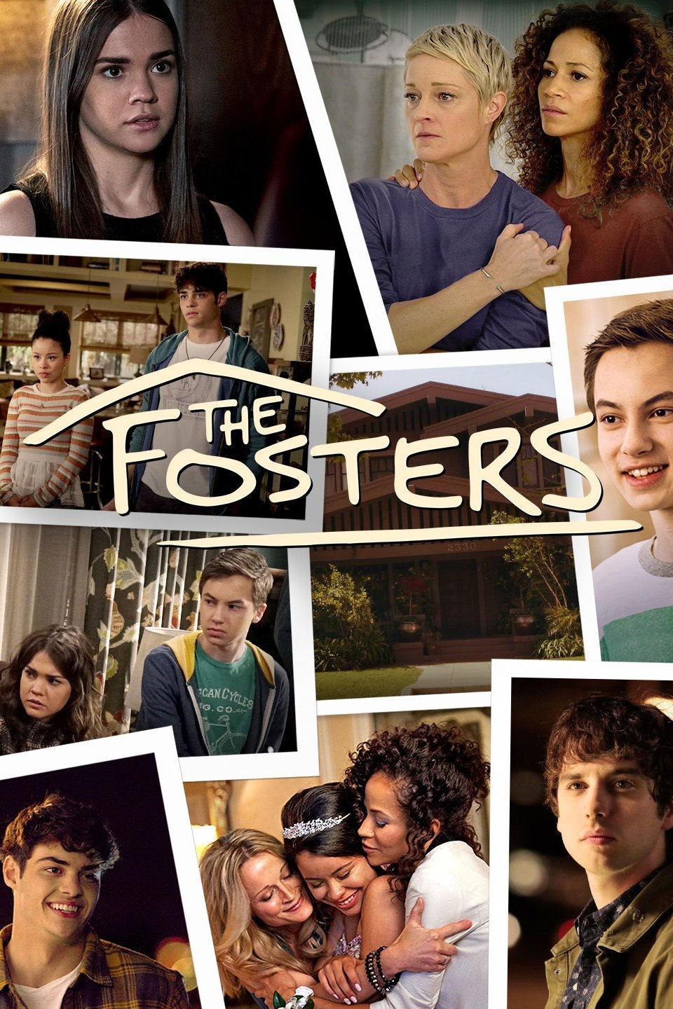 The Fosters Season 1 Complete 480p WEB-DL