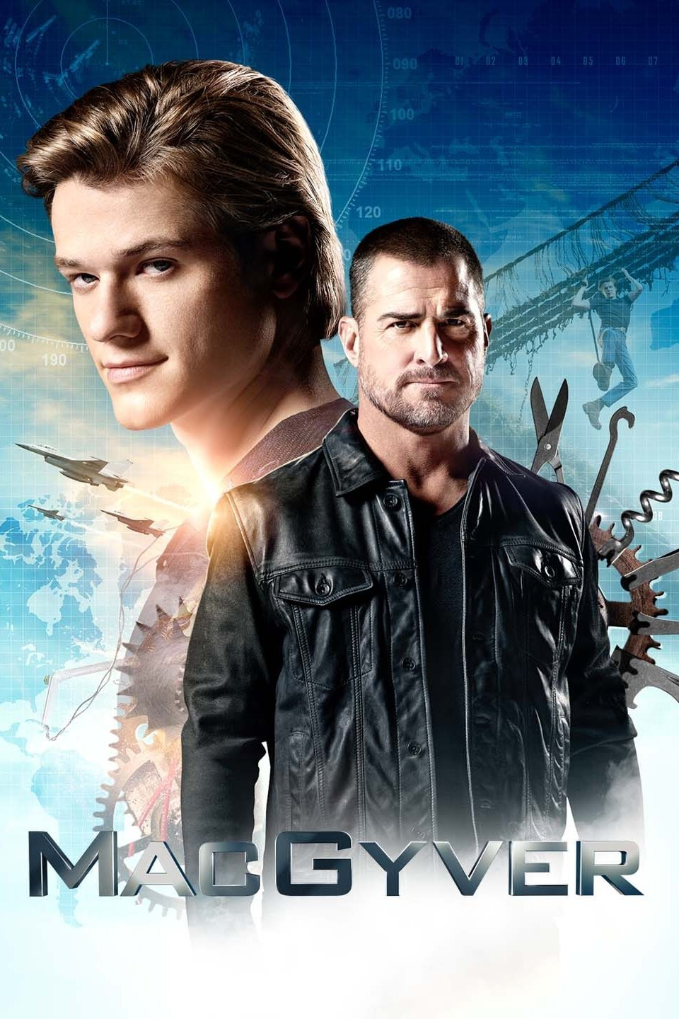 MacGyver (2016) 2x12 Espa&ntildeol Disponible