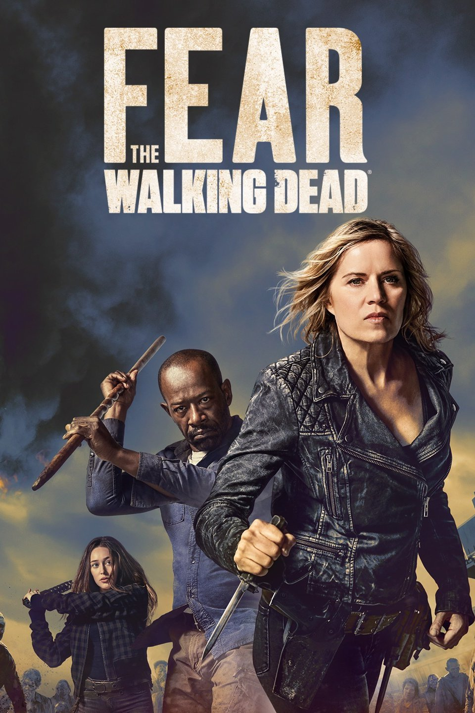 سریال Fear the Walking Dead