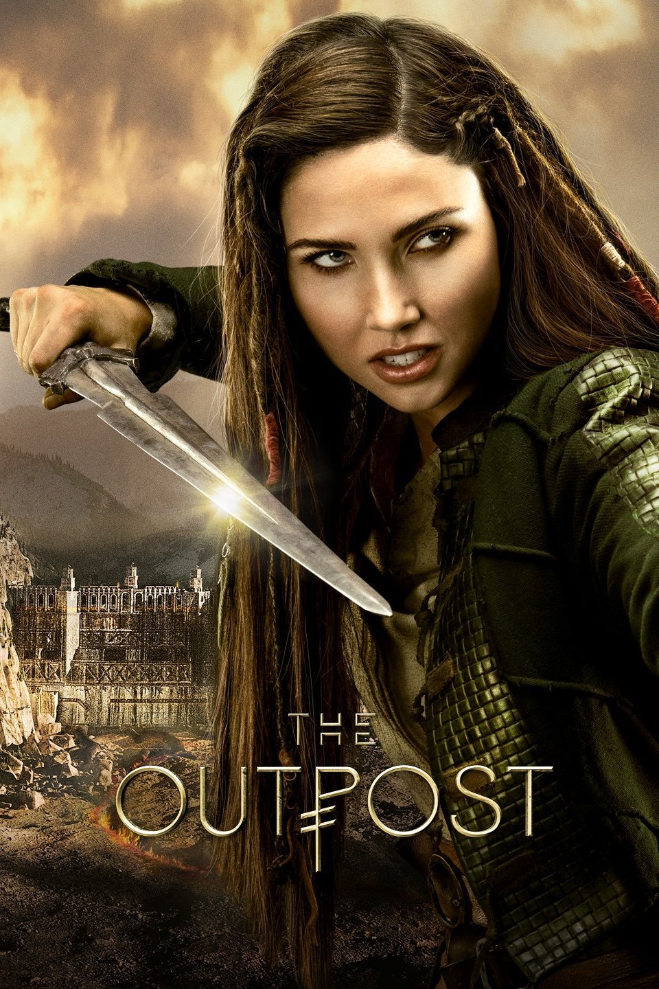 سریال The Outpost