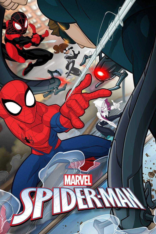 Spider Man Season 2 Download HDTV (Episode 13 Added)