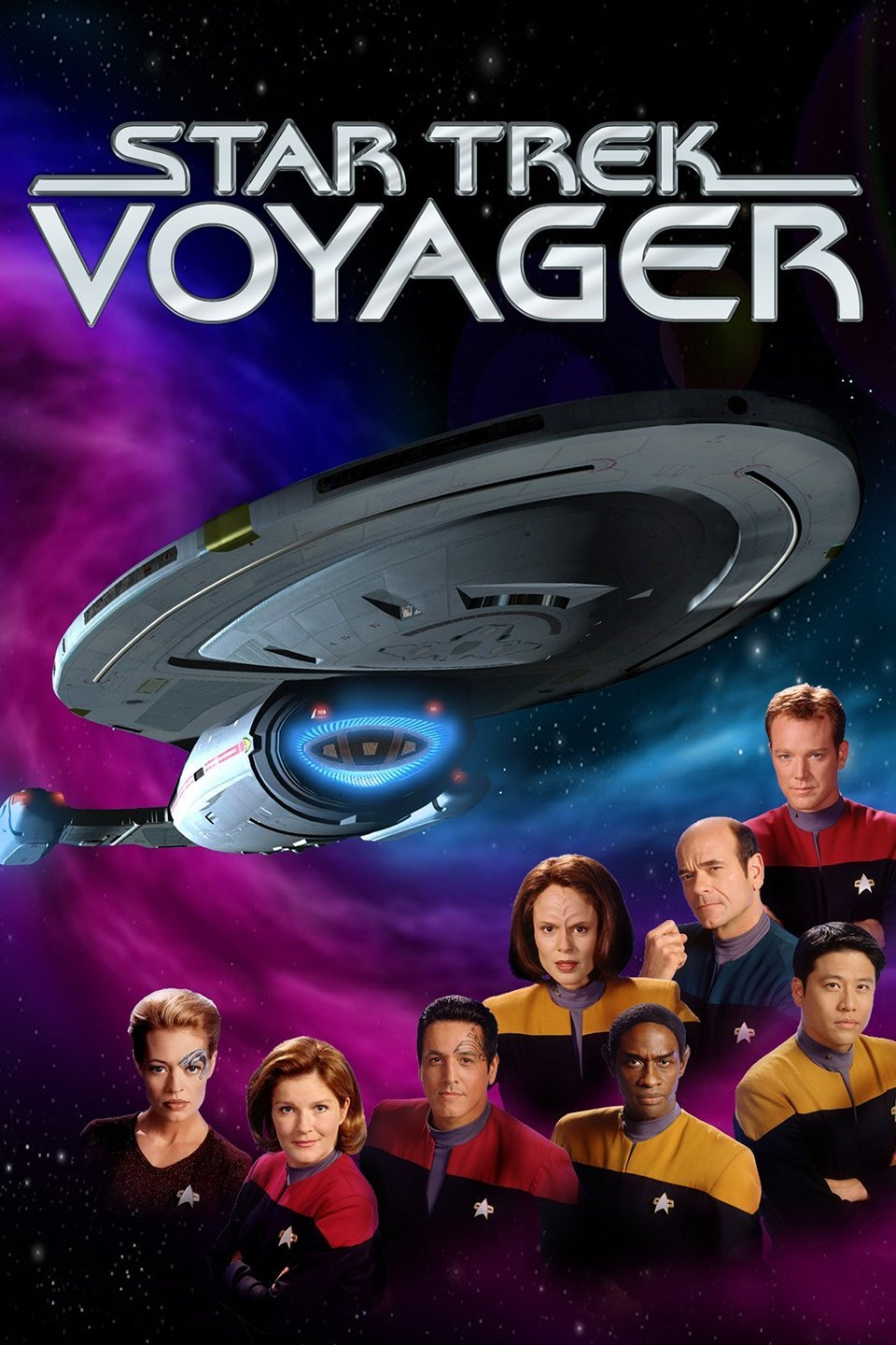 Image result for star trek voyager