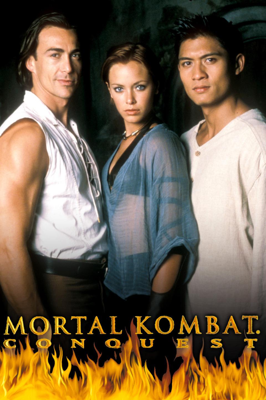 Mortal Kombat A Conquista Ep 01 e Ep 02 Dublado