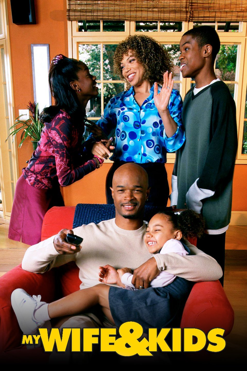 my wife and kids Damon wayans stars as michael kyle, a loving husband and modern-day patriarch who rules his household with a unique and distinct parenting style as he teaches his three children some of life's lessons, he does so with his.
