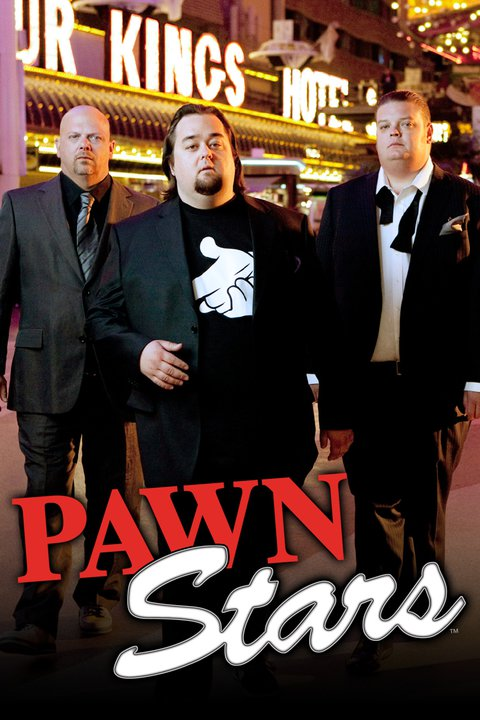 pawn stars marketing