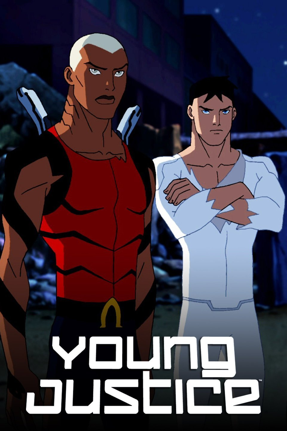 Young Justice (2010) Episode 1