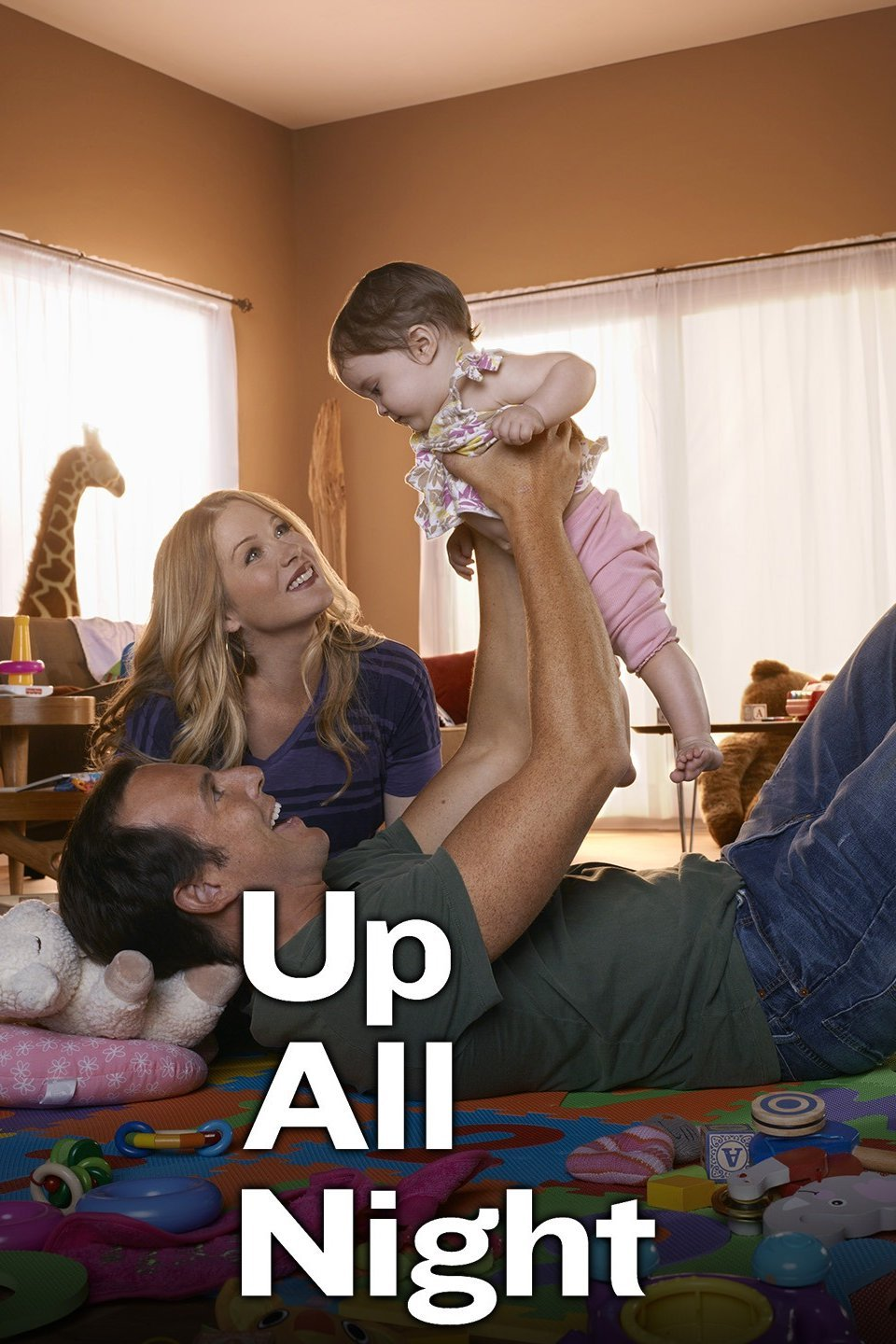Up All Night Season 1 Complete 480p WEB-DL