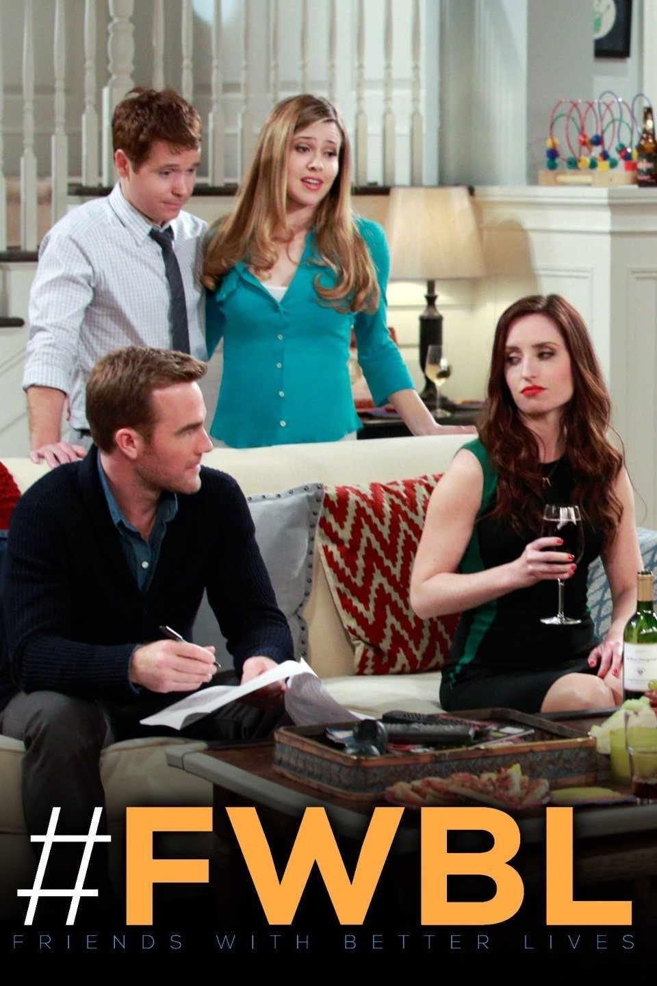 Friends with Better Lives Season 1 Complete Download 480p HDTV Micromkv
