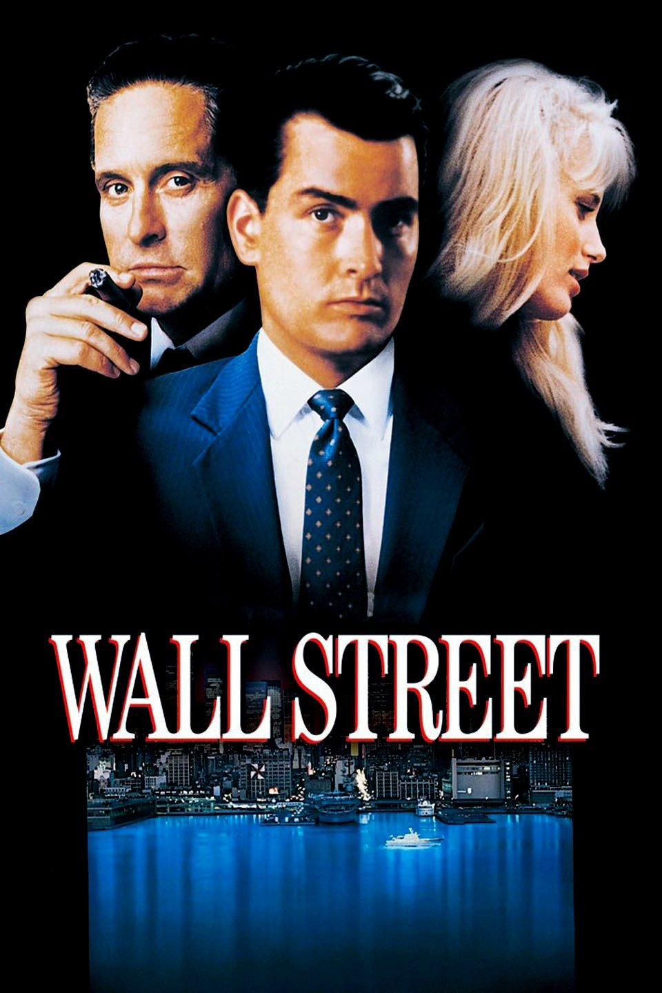 Image result for wallstreet 1987