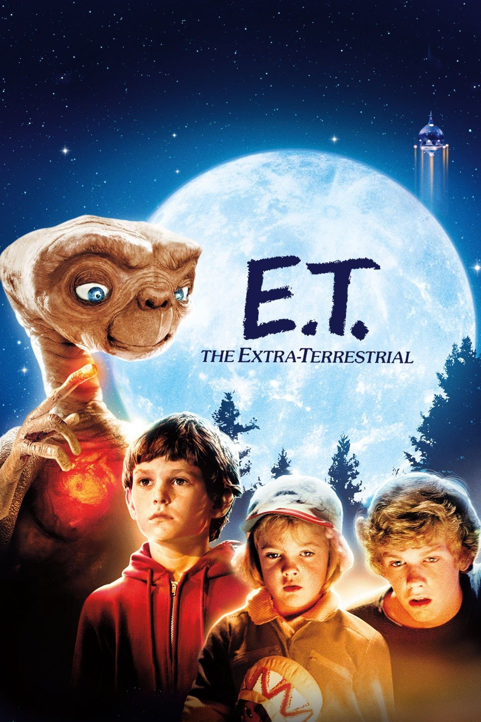 E.T.: The Extra-Terrestrial 1982