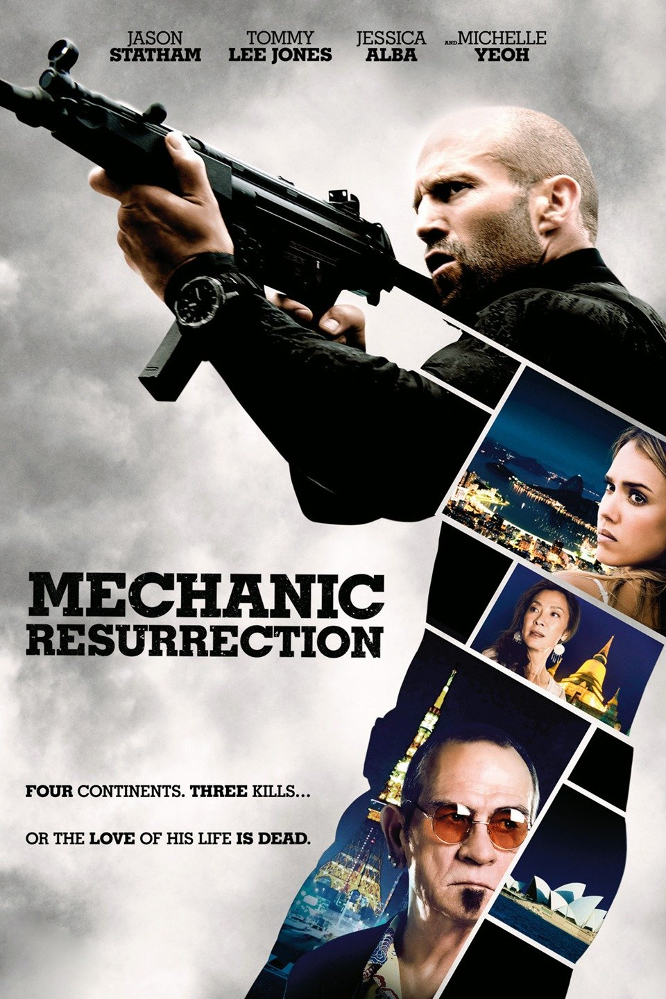 Image result for Mechanic: Resurrection