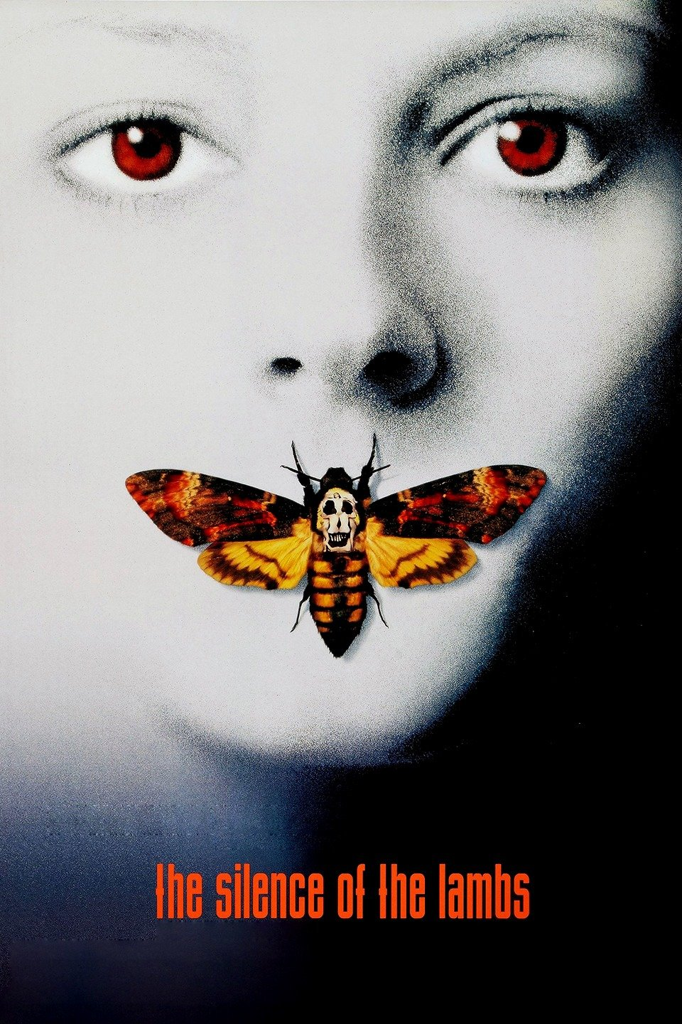 Image result for the silence of the lambs (1991)""