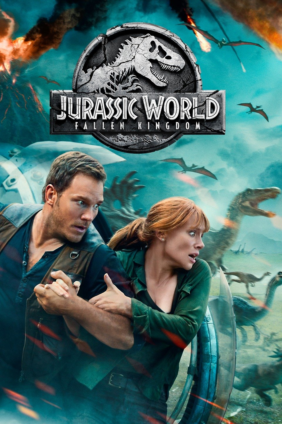 Jurassic World Fallen Kingdom 2018