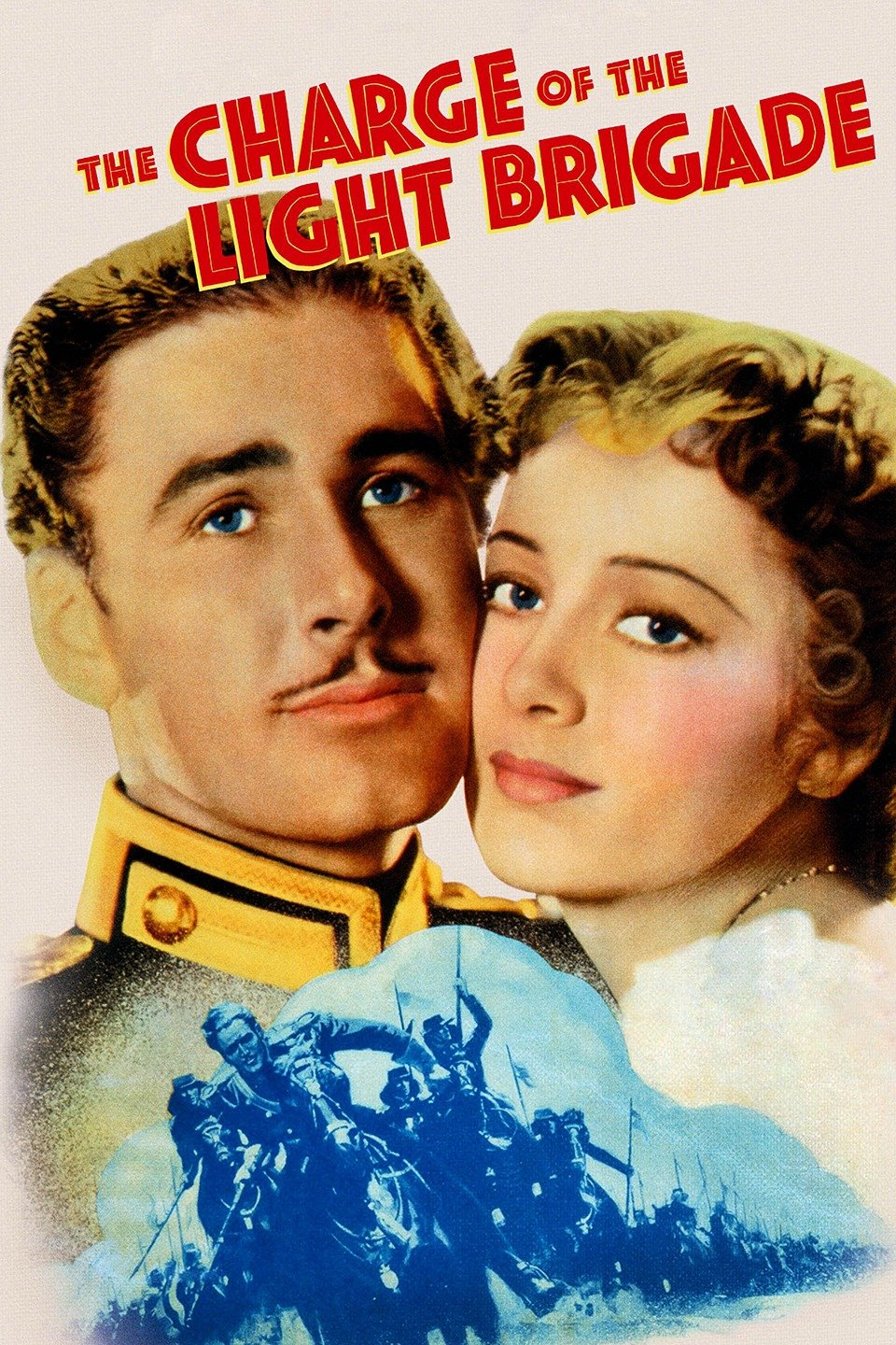 Image result for movie the charge of the light brigade