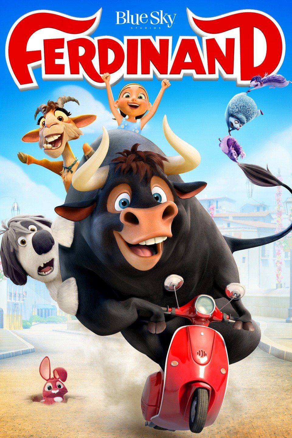 Image result for ferdinand rated