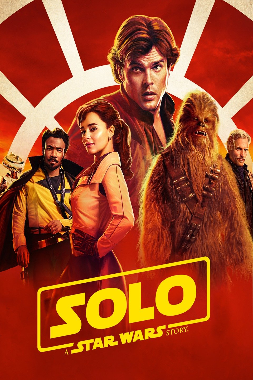 Solo: A Star Wars Story 2018