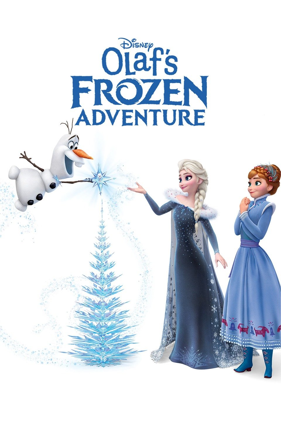 Image result for olaf's frozen adventure