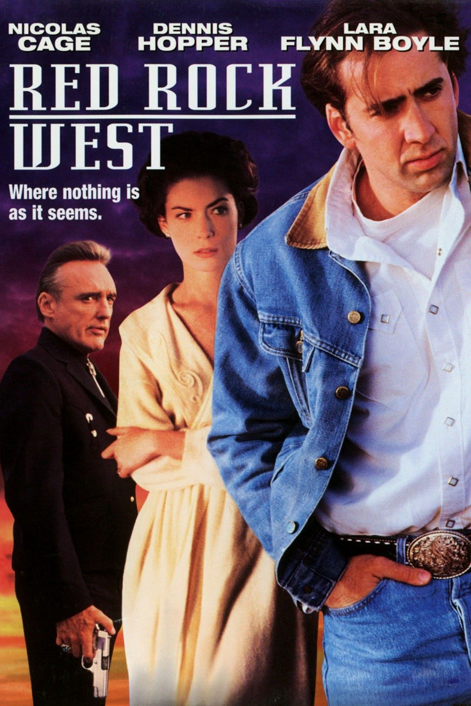 Red Rock West 1993