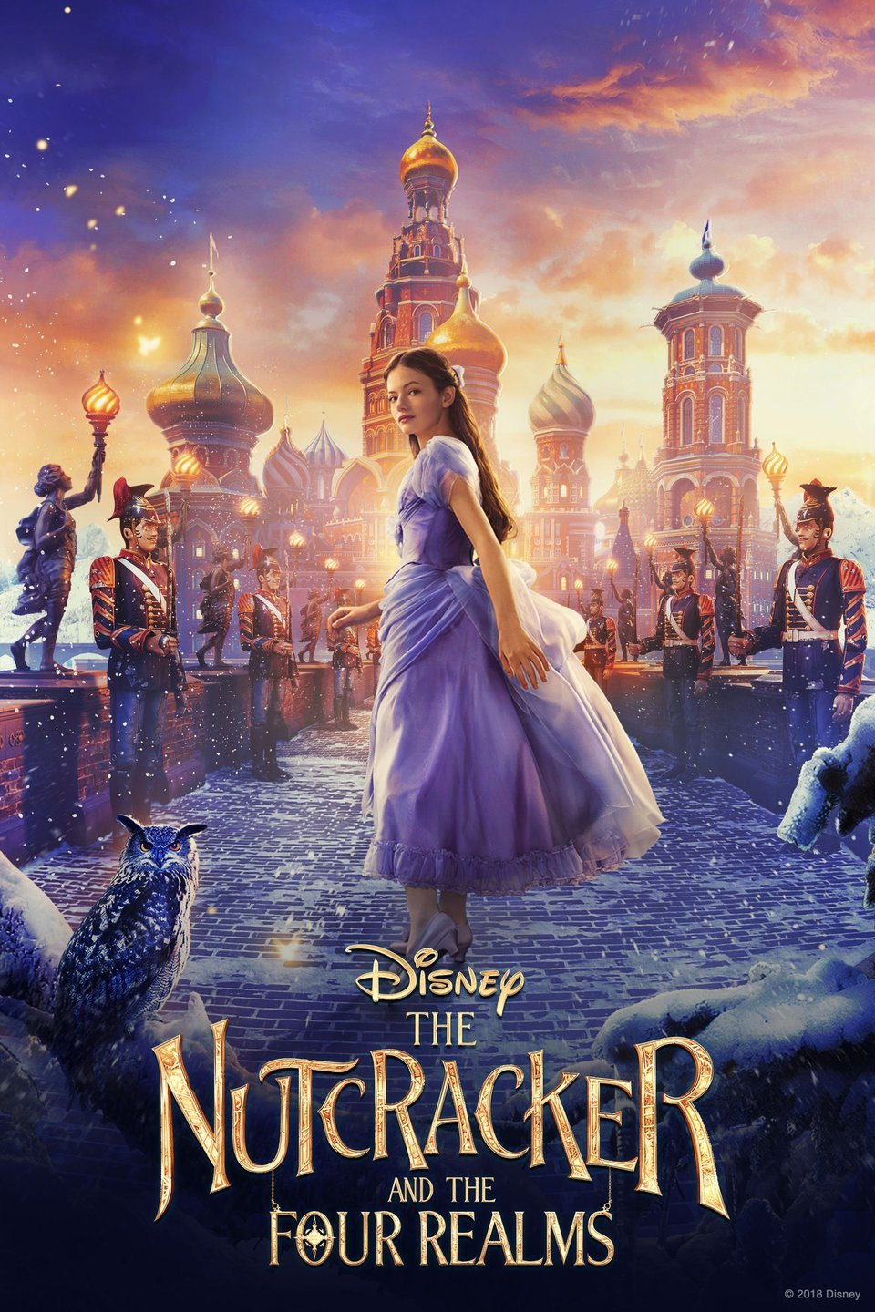 Best Christmas Movies for Kids: The Nutcracker and the Four Realms