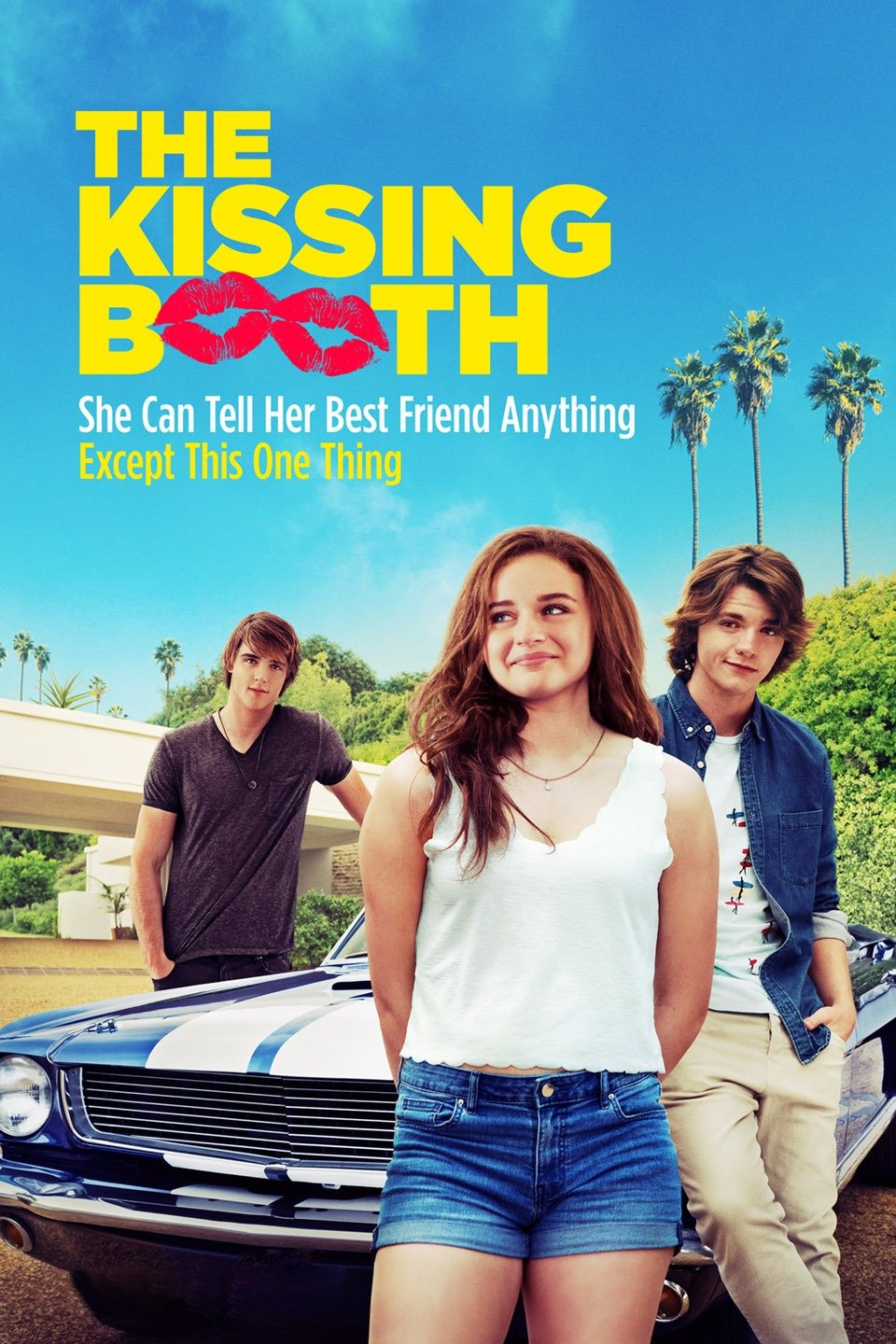 Image result for the kissing booth
