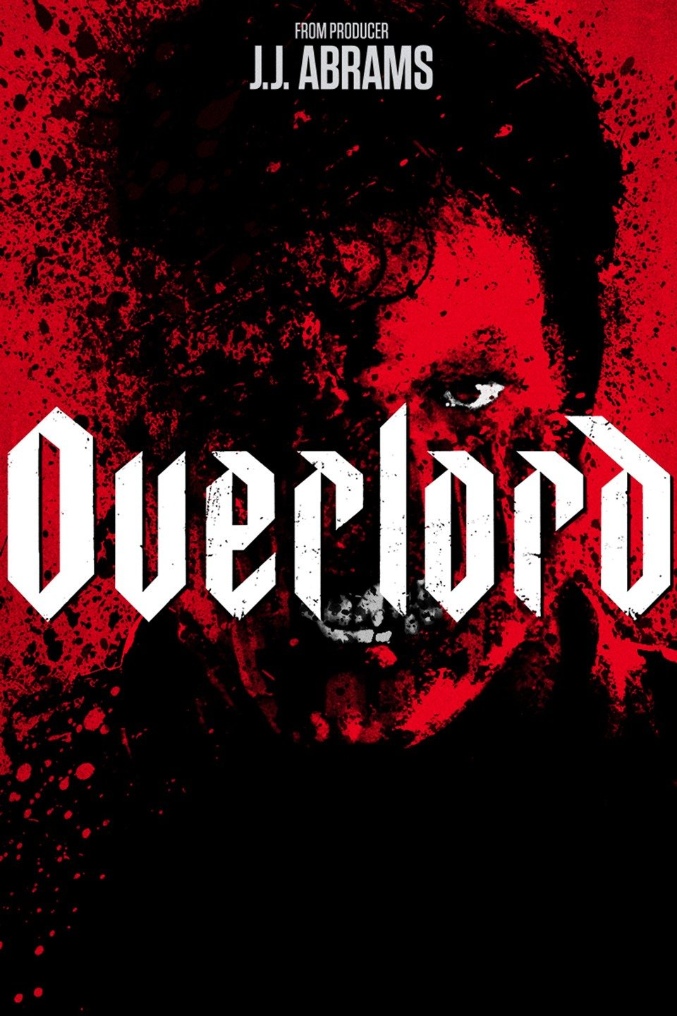 Poster of Overlord 2018 Full Movie Download HDRip 720p