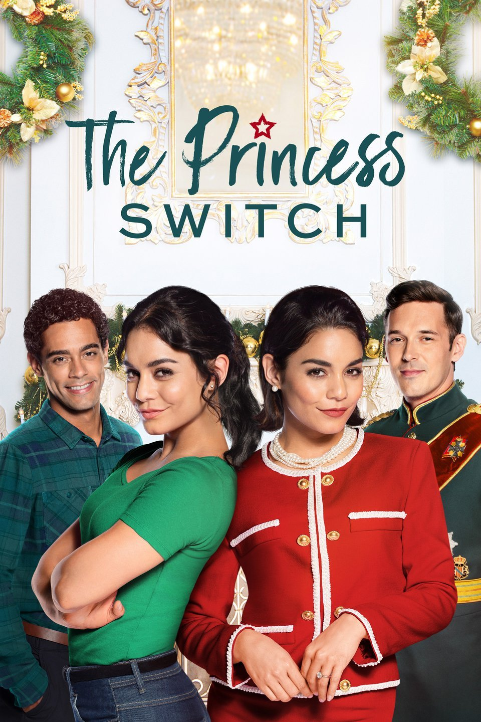 Best Christmas Movies for Kids: The Princess Switch