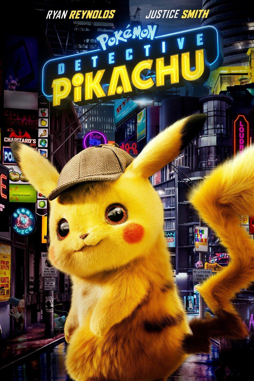 Image of Pokeon Detective Pikachu