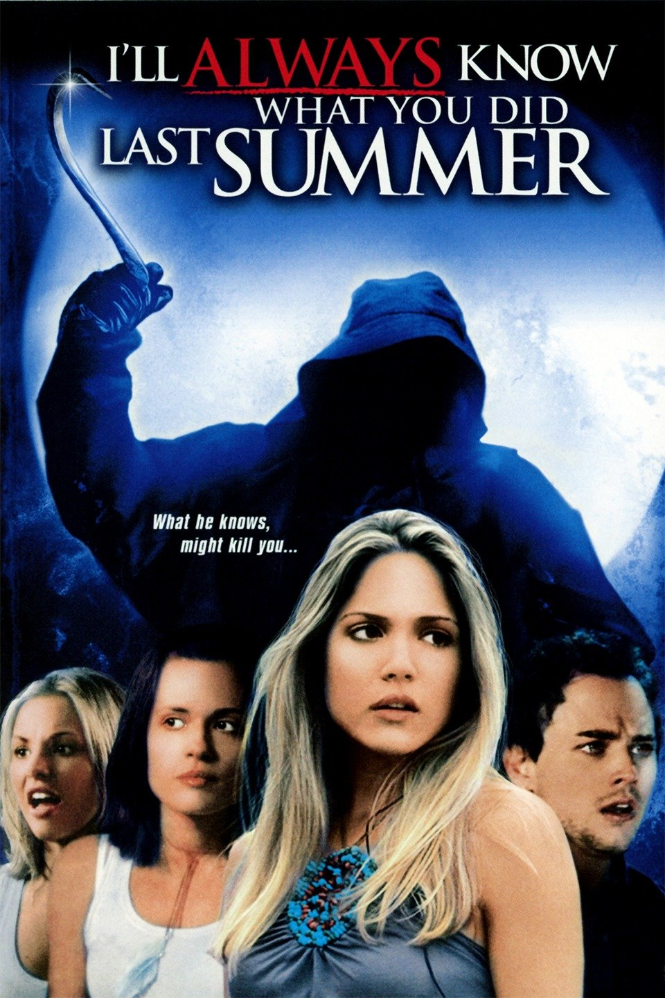 I'll Always Know What You Did Last Summer 2006 WEBRip 720p 980MB [Hindi – English] AC3 MKV