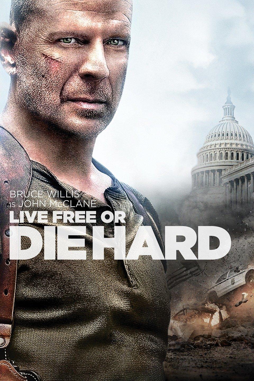 Live Free or Die Hard 4 2007