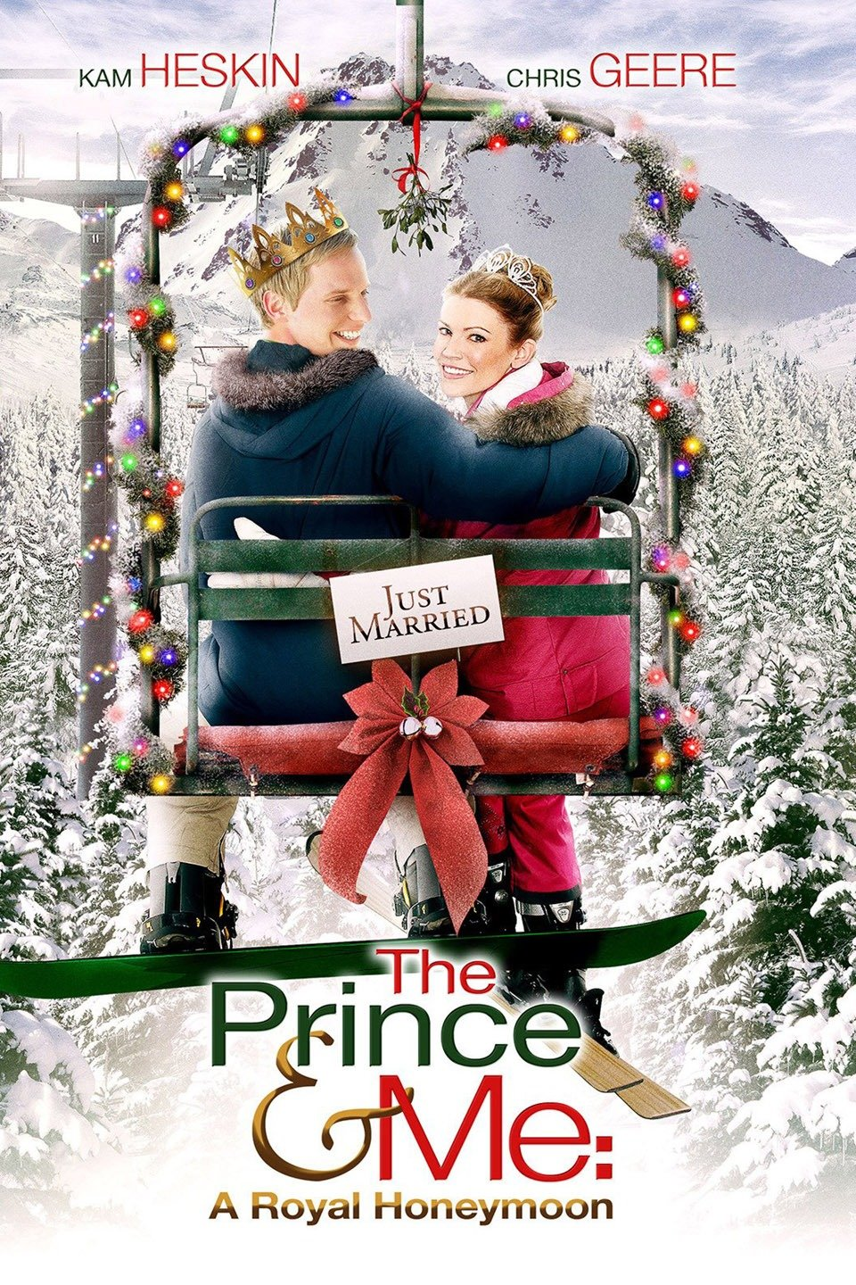 Image result for The Prince & Me: A Royal Honeymoon (2008)""