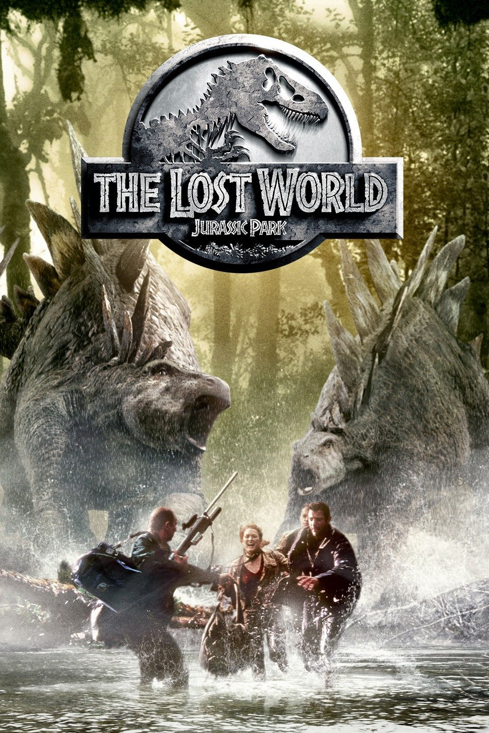 The Lost World: Jurassic Park 2 1997