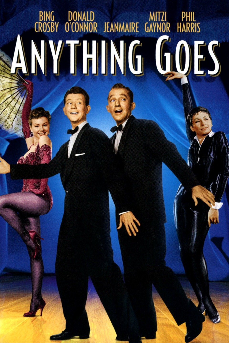 Movie Matinee: Anything Goes